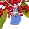 This is the EXACT Sea Glass Necklace that you will receive!