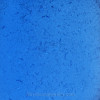 P-E-R-F-E-C-T and Long Bright Blue Sea Glass In Sterling Silver Deluxe Wire Bezel© Setting