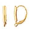 14K Goldfilled Leverbacks