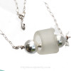 Bottle Neck Necklace with customer supplied glass.