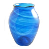 This may be similar to the vase that was being made on this pontil piece.