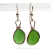 This is the EXACT pair of Sea Glass Earrings that you will receive!