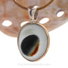Preppy - Large Ultra Rare 4 Color Hartley Wood English Sea Glass In Mixed Tiffany Deluxe Wire Bezel©