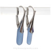 AVAILABLE - This the EXACT pair of Rare Sea Glass Earrings you will receive!