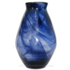 Pictured here is a Hartley James Streaky vase, the verified source of this amazing and colorful sea glass from England.