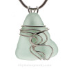 AVAILABLE - This is the EXACT Sea Glass Pendant you will receive!