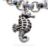 the 3d Seahorse charm
