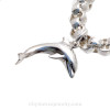 The large dolphin charm