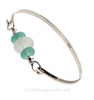 SOLD - Sorry this Sea Glass Bracelet selection is NO LONGER AVAILABLE!