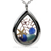 SOLD - Sorry this Sea Glass Locket selection is NO LONGER AVAILABLE!