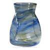 An example of a Hartley & Wood Vase that shows you the mixture of the colors call Streaky Glass. This is the verified source of most of Seaham's Multies.