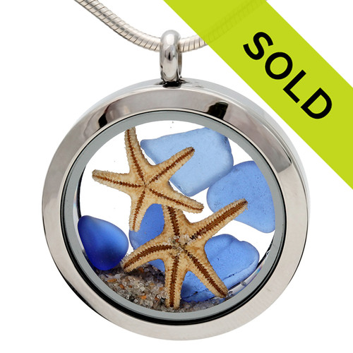 Sorry this sea glass locket has been sold!