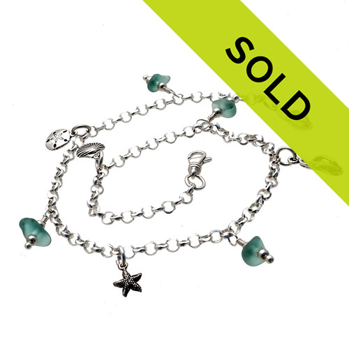 Sorry this anklet has been sold!