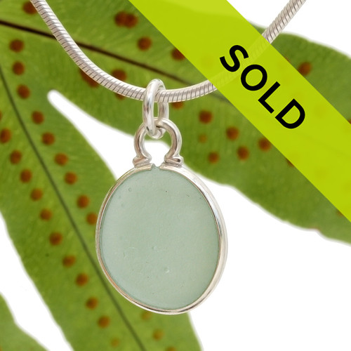SORRY THIS SEA GLASS CHARM HAS SOLD!