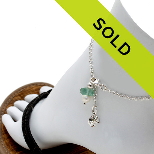 Sorry this anklet has sold!