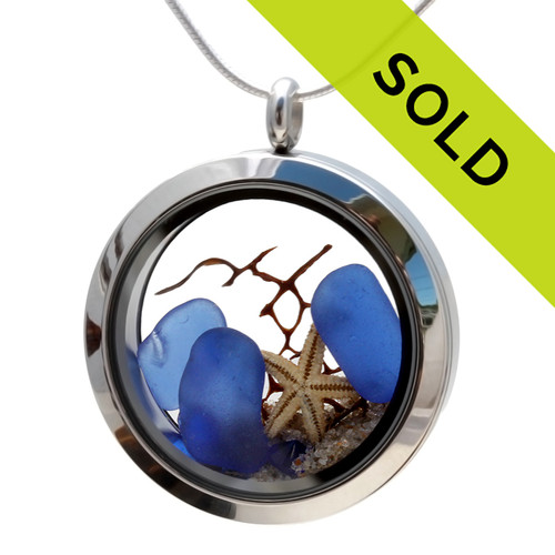 Sorry this sea glass locket is no longer for sale.