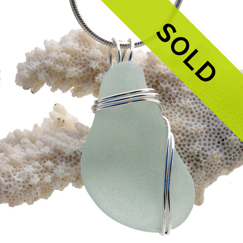 Sorry this sea glass jewelry piece is no longer available!