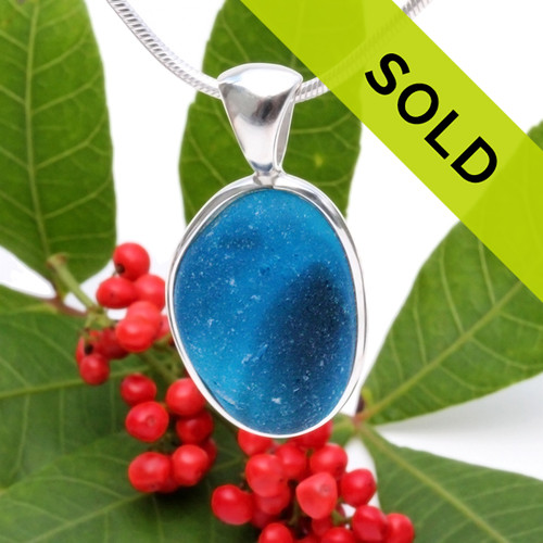 Sorry this sea glass jewelry pendants has been sold!