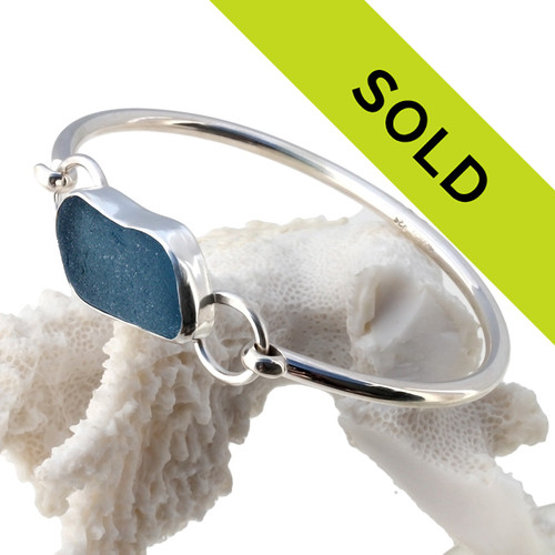 Sorry this sea glass jewelry piece has already sold!