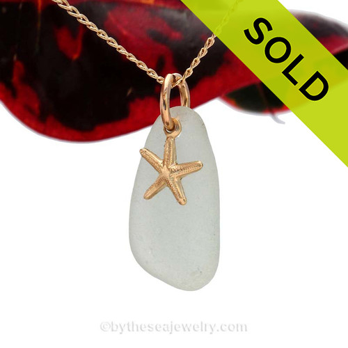 SOLD - Sorry this Sea Glass Necklace is NO LONGER AVAILABLE