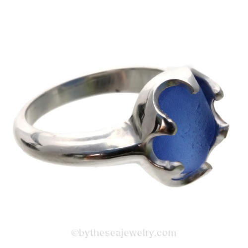 This is the EXACT Sea Glass Ring you will receive!
