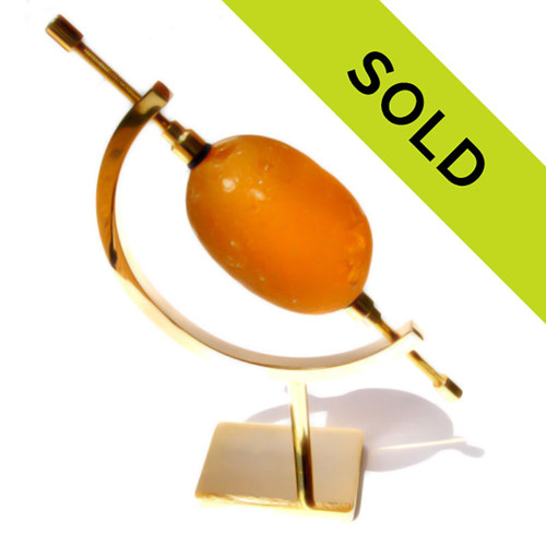 Sorry this once in a lifetime orange piece has been sold!