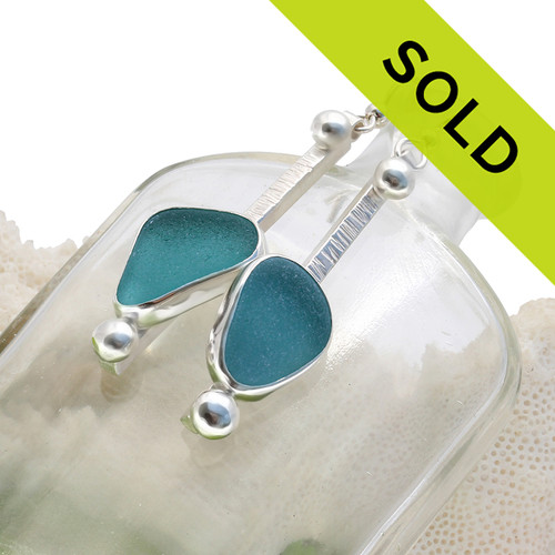 Sorry this sea glass earring pair has been sold