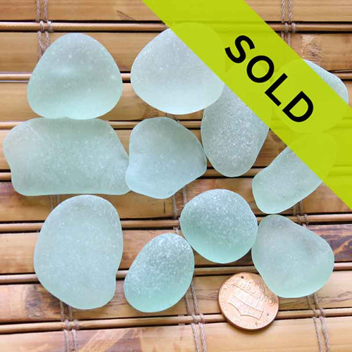 Sorry this lot of sea glass has been sold!