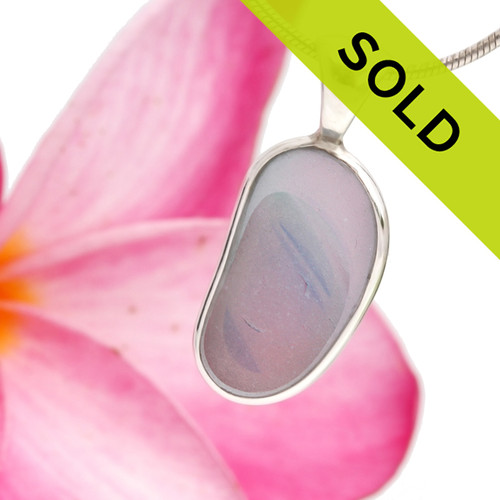 Sorry this beautiful mixed pink sea glass pendant has been SOLD!