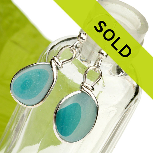 Sorry this amazing pair of earrings has SOLD!