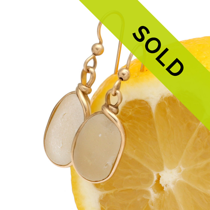 This sea glass jewelry item has sold!