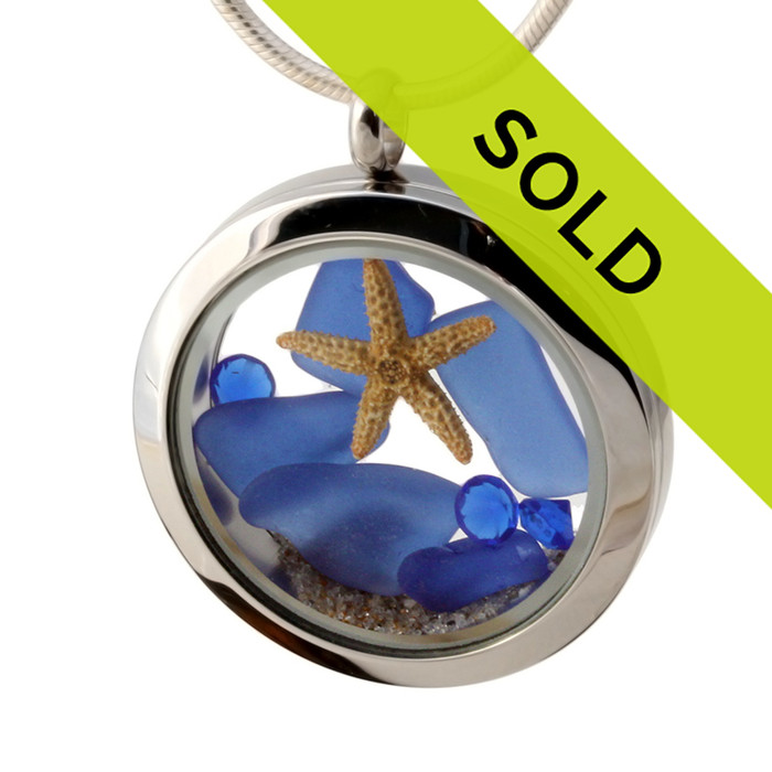 Sorry this sea glass jewelry item is no longer available.