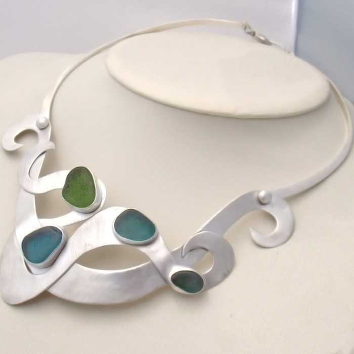 This is the EXACT one of a kind necklace you will receive!