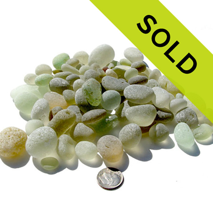 Bulk Seaham Sea Glass Lot