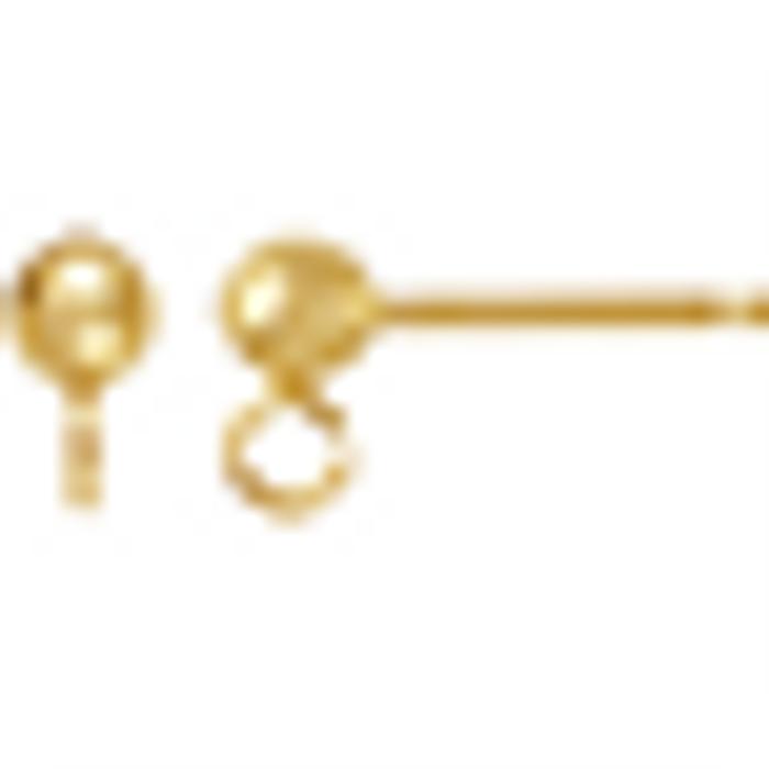 14K Goldfilled Post Earrings (+14)