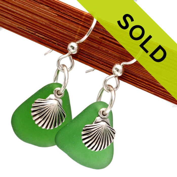 Sorry these earrings have been sold!