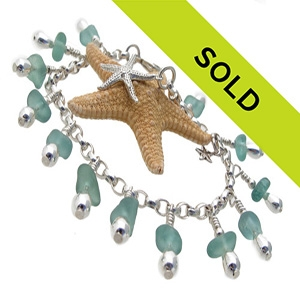 Sold Sea Glass Bracelets
