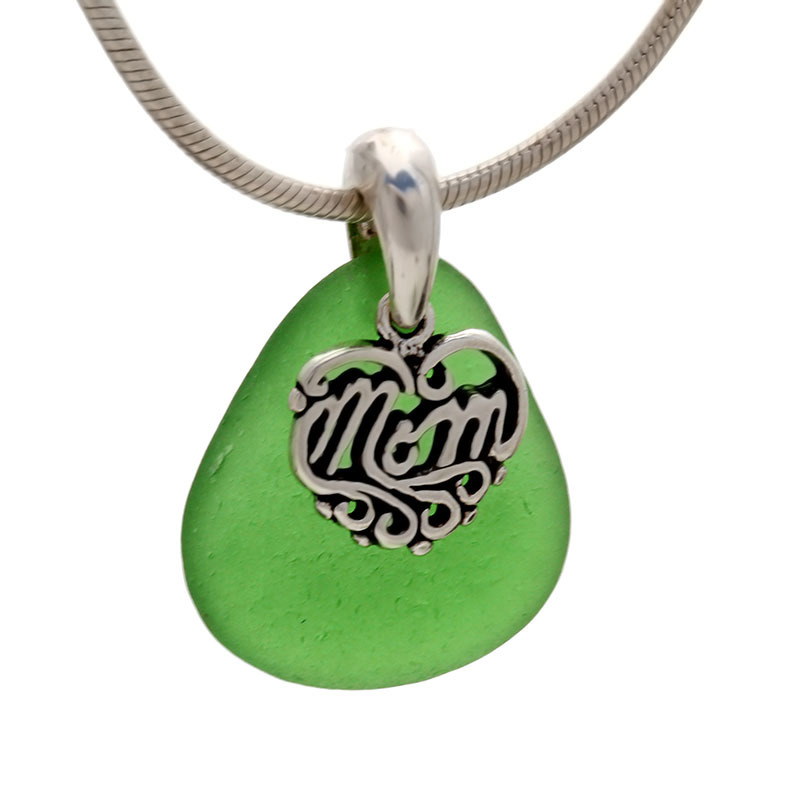 Sea Glass Jewelry for Mom