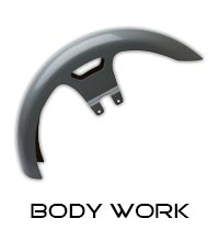 Metric Cruiser Body Parts