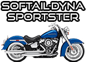 Harley Davidson Softail Dyna Sportster Custom Wheels