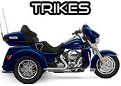 Harley Davidson Tri Glide Free Wheeler Custom Wheels