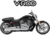 Harley Davidson V Rod Custom Motorcycle Wheels
