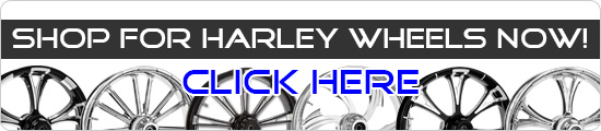 Harley Davidson Road Glide Wheels
