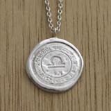 Ancient Zodiac necklace