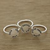 Disk rings