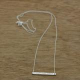 long line necklace