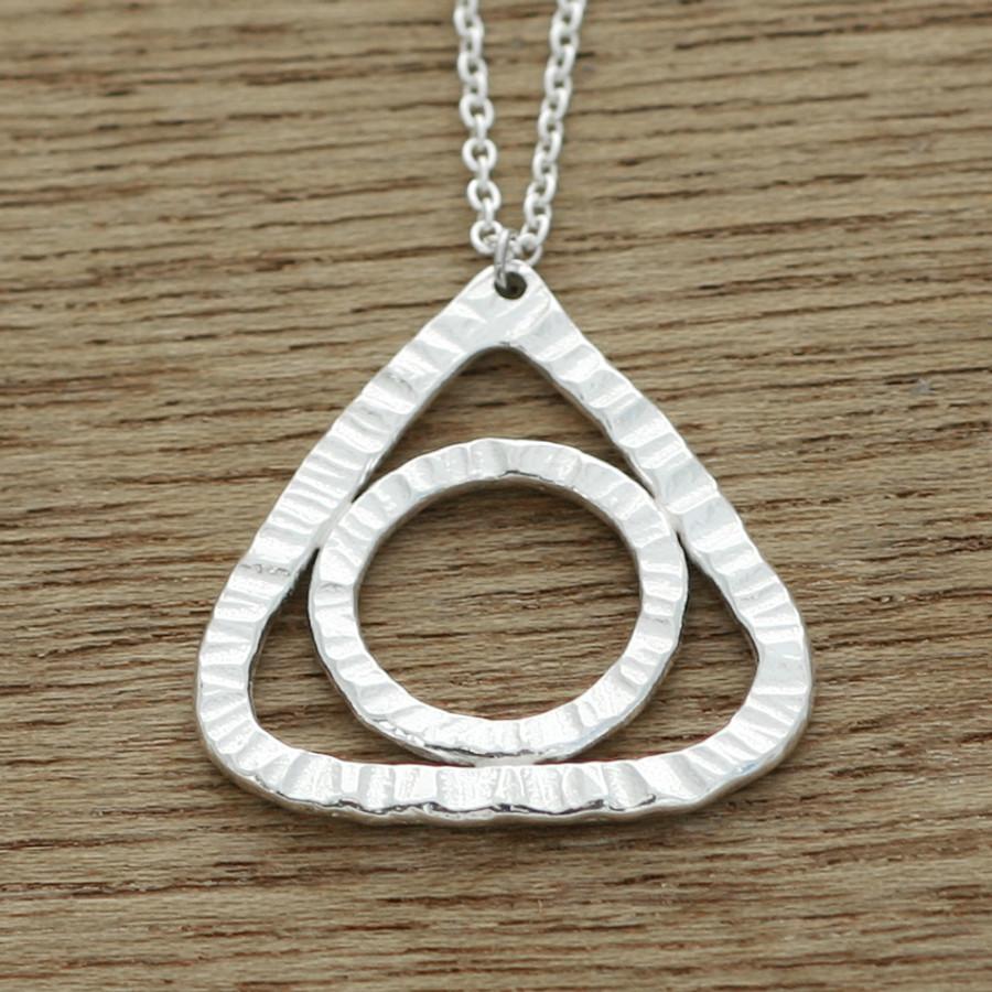 Spirit eye necklace
