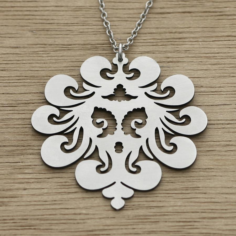 shanti necklace