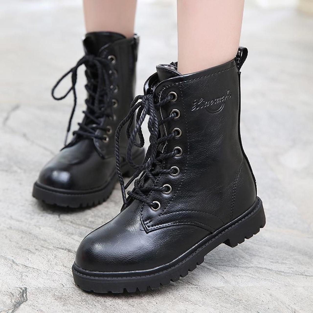 children martin boots 2019 Hot new boys