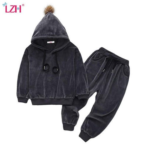 Children Clothing 2019 Spring Winter Toddler Girls Clothes Set Outfits Kids Boys Clothes Tracksuit Suits For Girls Clothing Sets - Joelinks store